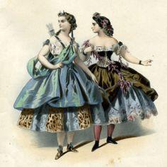 Antique French Lithograph, Diane de Fontainebleau, Opera Ballet,Louis XIV, 1860  http://www.ebay.com/itm/Antique-French-Lithograph-Diane-Fontainebleau-Opera-Ballet-Louis-XIV-1860-/271473358106?pt=Art_Prints&hash=item3f3512b51a