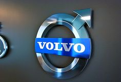 Office Signs 3DCustom 3d Wall signs VOLVO signs and Mack Signs