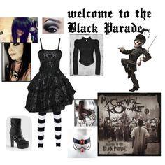 female black parade - Google Search