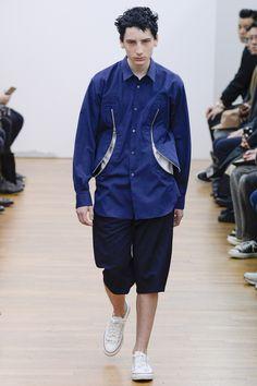 Comme des Garcons Shirt - Autumn/Winter 2016-17 Menswear - Paris (Vogue.co.uk)