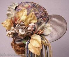 1920s hat trim