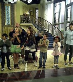 Skai Jackson, Peyton List, Sofia Carson, Cameron Boyce, Disney Channel, Jessie, Tv Shows, Babies, Actors