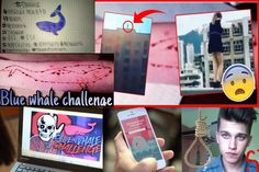 """Parents are Terrified Worldwide: What is """"Blue Whale Challenge"""", A Game That Leads to Death? :http://viralbee.net/blue-whale-challenge/"""