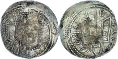 Srebrennik Tracking | Bein Numismatics Vladimir The Great, Grand Prince, Triquetra, Islamic World, Coins, Auction, Personalized Items, Rooms, Grand Duke