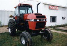 CASE IH 2594 Case Ih Tractors, Old Tractors, Tractor Implements, Farming, Advertising, David, Brown, Brown Colors, Antique Tractors