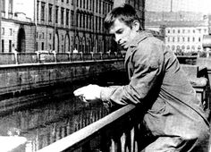 Rudolf Nureyev in Leningrad, c. 1959. by FILM~LIEBHABER, via Flickr