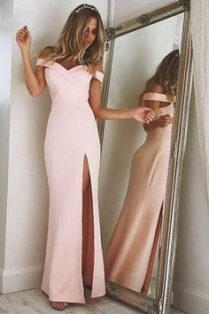 Unique Off Shoulder Prom Dress, Split Side Evening Party Dress,White Mermaid Prom Dress,Sexy Prom Dresses sold by DRESS. Shop more products from DRESS on Storenvy, the home of independent small businesses all over the world. Prom Dresses Long Pink, Prom Dresses 2018, Mermaid Prom Dresses, Cheap Prom Dresses, Sexy Dresses, Party Dresses, Prom Gowns, Club Dresses, Dress Long