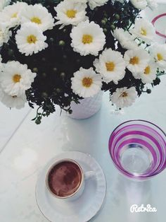 HOME SWEET HOME;  COFFEE TIME, COFFEE BREAK, TURKISH COFFEE, TÜRK KAHVESİ, KAHVE KEYFİ, ISTANBUL TURKEY Panna Cotta, Ethnic Recipes, Food, House, Essen, Haus, Yemek, Homes, Houses