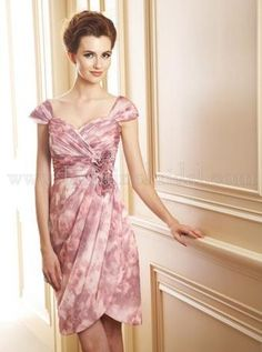 Adorable Mother Of The Bride Dress Or Groom For A