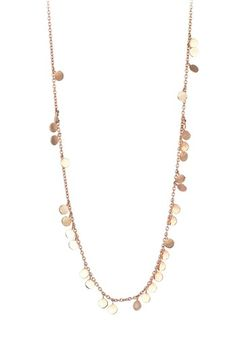 Kismet by Milka Seed Circles Tassel Necklace 4kUvj