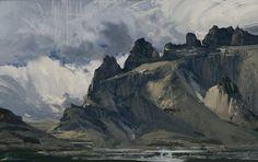 https://www.artstation.com/artwork/mountain-study