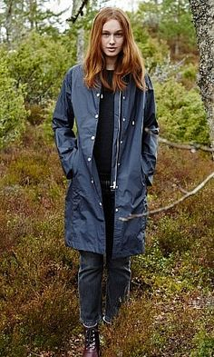 North Raincoat - Plümo Ltd