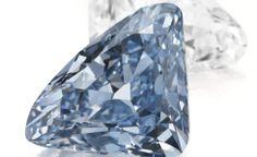 The Bulgari Blue Diamond 10.95 ct