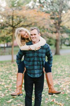 Plaid and fall were made for each other, just like you and your partner.