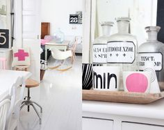 Scandinavian Styled Home « Spearmint Decor