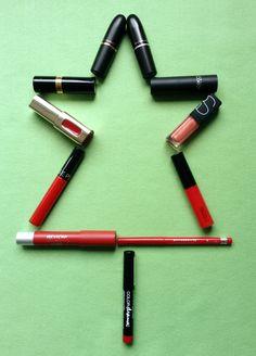Dicas de Batons para Usar no Natal | New in Makeup