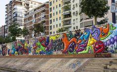 Street Art in the Creative Hub of Málaga