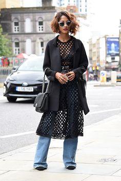 Trishna G at London Fashion Week