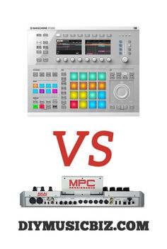 #MaschineStudio vs Mpc Ren: Which sampling drum machine will be with us for the long haul? Click Image to read my analysis
