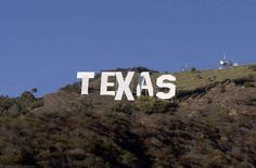 """... if you prefer the Texas """"hills"""" to the Hollywood hills. 