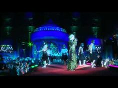 Adam Lambert's 'Love Wins Over Glamour' in Ali Baba and the 40 thieves style including intro | LifeBall 2013 song