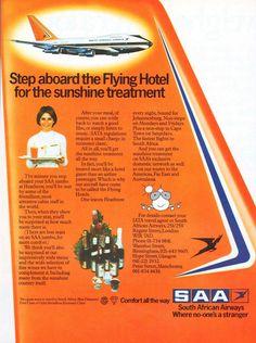 SAA South African Airways
