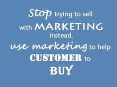 Great #marketing #quotes