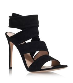 Gianvito Rossi Minerva Suede Sandals 105 available to buy at Harrods. Shop Gianvito Rossi high heels online and earn Rewards points.