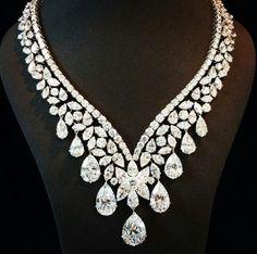 Cartier Diamond Necklace #GemNecklace