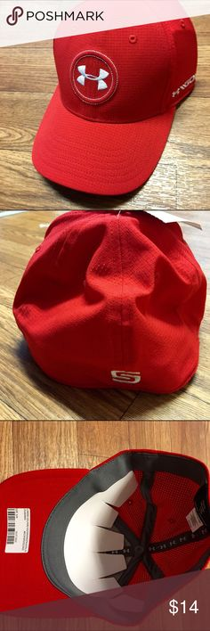 Under Armour Youth Jordan Speith cap SM/M youth size NEW never worn Under Armour Accessories Hats