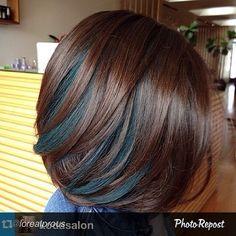 15 Gorgeous Hair Colour That Don't Require Bleaching-3