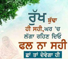 Punjabi Quotes, Quotes About God, Best Quotes, Calm, India, Goa India, Best Quotes Ever, Indie, Indian