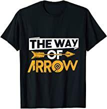 The Way of Arrow - Der Weg des Pfeils T-Shirt