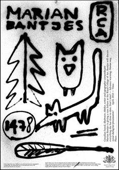Bantjes poster