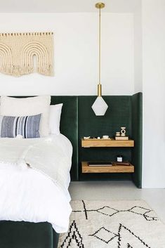 inside mandy moore's magnificent home. / sfgirlbybay - inside mandy moore's magnificent home. / sfgirlbybay inside mandy moore's magnificent home. Simple Bedroom Decor, Trendy Bedroom, Home Decor Bedroom, Bedroom Furniture, Bedroom Ideas, Bedroom Bed, Jungle Bedroom, Design Bedroom, Simple Bedrooms