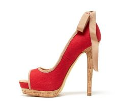 Red red heels