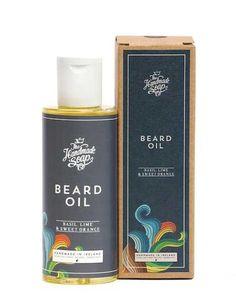 Beard Oil - designist