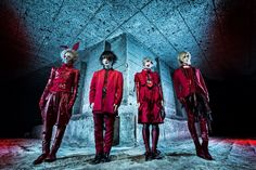 """Kizu will release their new maxi single """"Kizuato"""" (傷痕) on March 13th and here is a PV preview! They also have a new look! Maxi single: Kizuato (傷痕) Release date: March 13th 2018 Tracks:… Visual Kei, New Look, Japan, Pure Products, Detail, Concert, Beautiful, Clothes, Style"""
