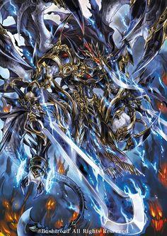 Purgatory Knights Ruler, Lord Demios