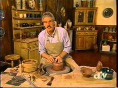 Throwing a Two Part  Dip Bowl with Bill van Gilder - From DIY's, 'Throwing Clay'
