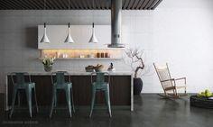 45 best kitchen bar ideas images on Pinterest | Kitchen dining ...