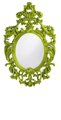 The Howard Elliott Collection Is One Of Premiere Manufacturers Decorative Mirrors And Accessories In Karen Linz Lime Green Decor