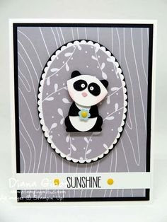 Class in the Mail Foxy Friends Stampin' Up! Diana Gibbs