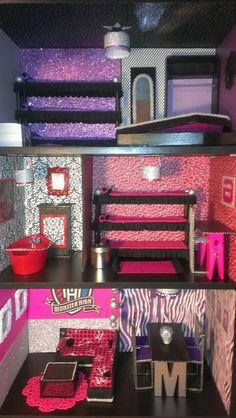 Custom Monster High house #3
