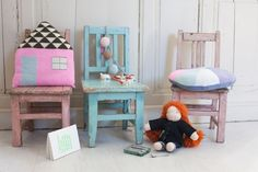 mommo design - LITTLE CHAIRS