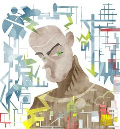 #watercolor #architect #oma #remkoolhaas