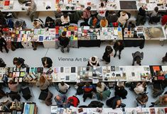 What Not to Miss at Vienna's First Art Book Fair Art Book Fair, Book Art, Pride And Glory, Book Presentation, Printed Matter, First Art, Zine, Contemporary Artists, Vienna
