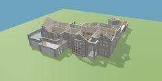 Congo Systems : 3D House Plan