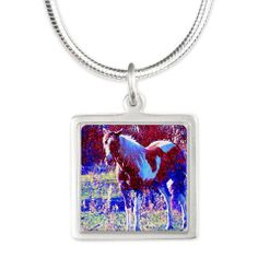 horse necklace CafePress has the best selection of custom t-shirts, personalized gifts, posters , art, mugs, and much more.