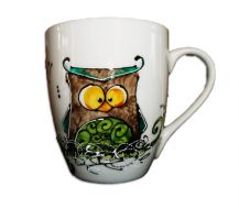 Collection Anou tasse hibou Dishes, Mugs, Collection, Tableware, Kitchen, Kitchens, Cuisine, Dinnerware, Cups